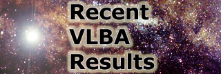 Recent   VLBA Publications