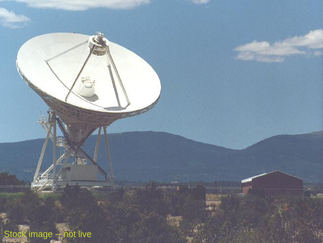 Los Alamos Realtime Photo